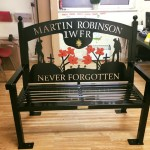 New Seat for Martin Robinson